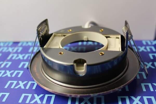 Продажа светльника Ecola GX54 H4 Черная медь фото 2