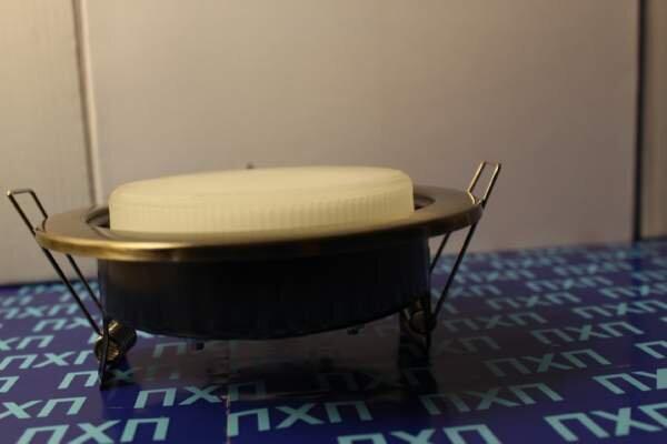 Продажа светльника Ecola GX54 H4 Черная бронза