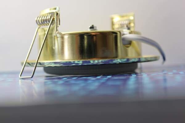 Продажа светльника Ecola GX54 H4 Золотой фото 4