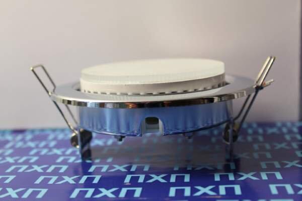Продажа светльника Ecola GX54 H4 Хром